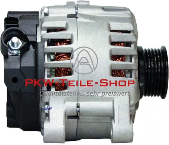 Lichtmaschine Citroen Berlingo 1.6 2.0 HDI Peugeot 206 307 407 Toyota Aygo
