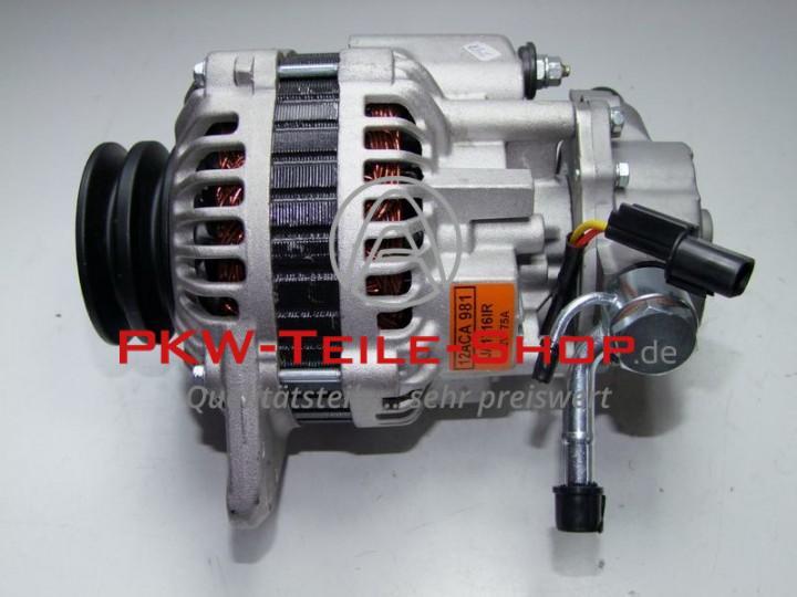 Lichtmaschine Hyundai H100 Bus P 2.5 D
