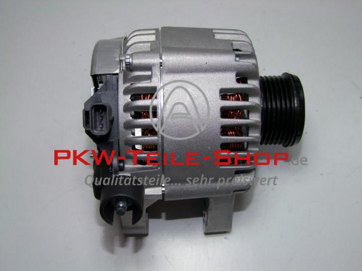 Lichtmaschine Mazda 2 1.4CD - Ford Fiesta Fusion 1.4 TDCi