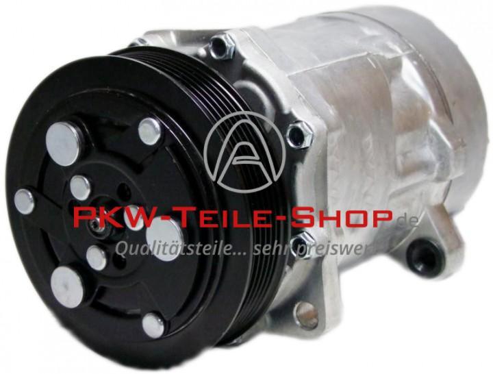 Klimakompressor VW T4 2.5 TDI LT 2.5 TDI ( Leitungsanschluss mit 2 separaten Schrauben befestigt)