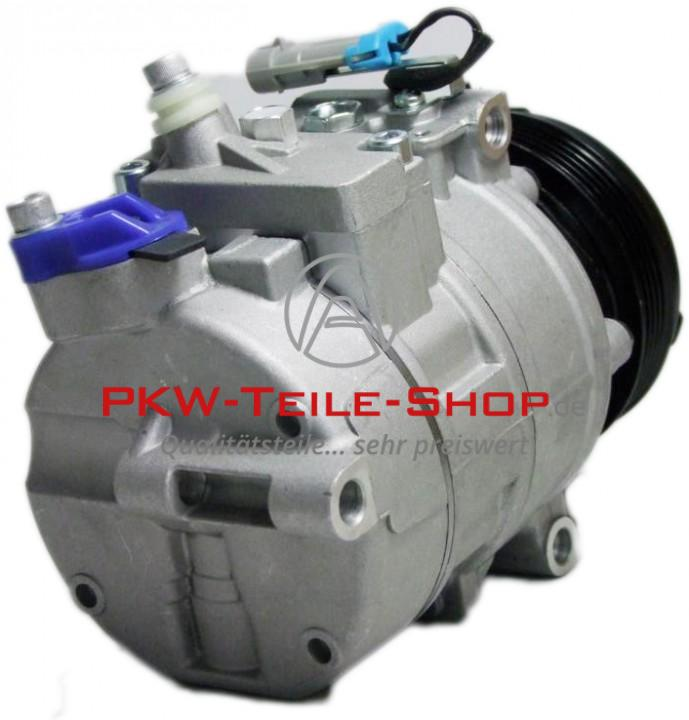 Klimakompressor Opel Zafira