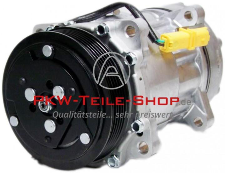 Klimakompressor Citroen Berlingo C5 C8 2,0 HDI
