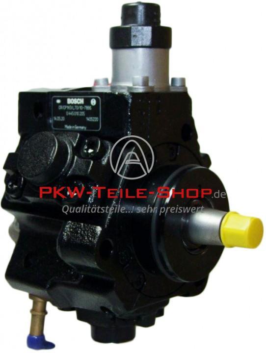 Hochdruckpumpe Renault Master 2.3 dCi Opel Vivaro 2.0 CDTI