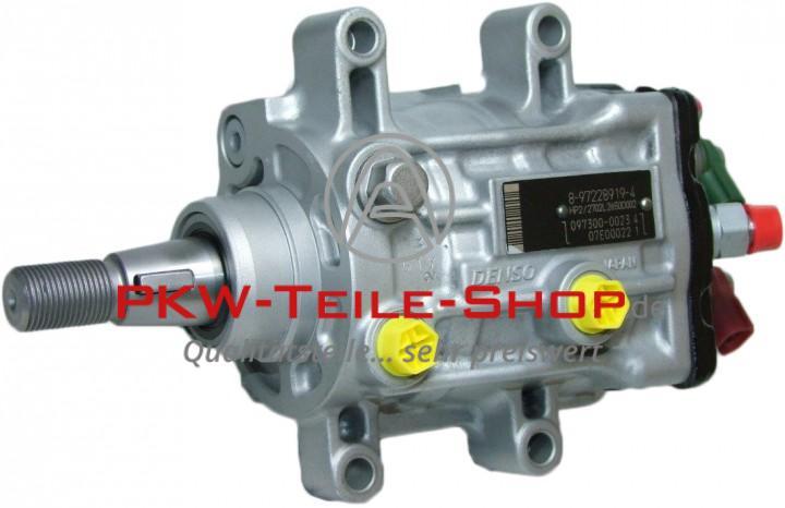Hochdruckpumpe OPEL VECTRA C GTS 3.0 CDTi Saab 9-5 3.0 TiD