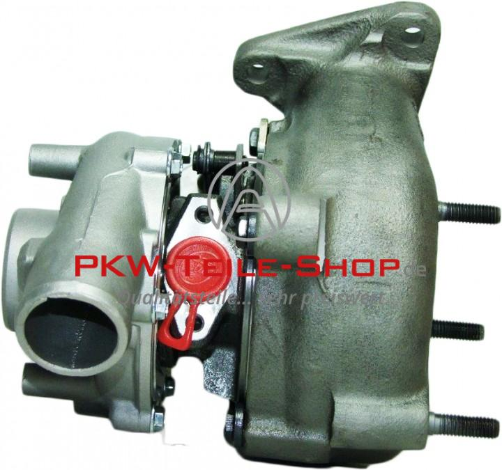 Turbolader VW Passat 1.9 TDI 110 PS