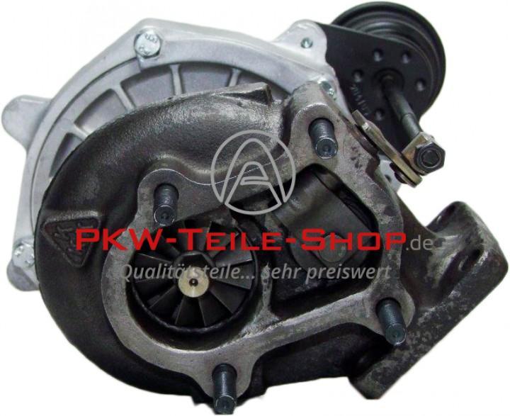 Turbolader Fiat Ducato 2.8 TDI - Opel Movano 2.8 DTI