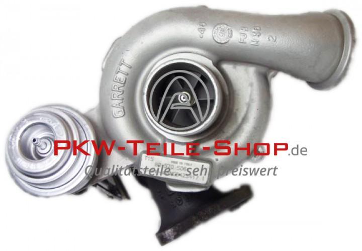 Turbolader Opel Astra G Vectra B Zafira 2.0 DTI 16V