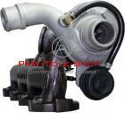 Turbolader Ford Focus 1.8 DI 1.8 TDDi