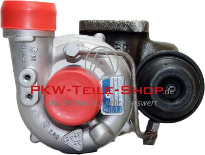 Turbolader VW T3 1.6 TD inkl. Dichtungen