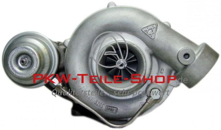 Turbolader Mercedes 300 Turbo-D W124