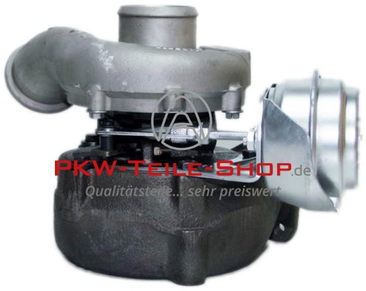 Turbolader Opel Vrctra B 2.2 DTI 16V