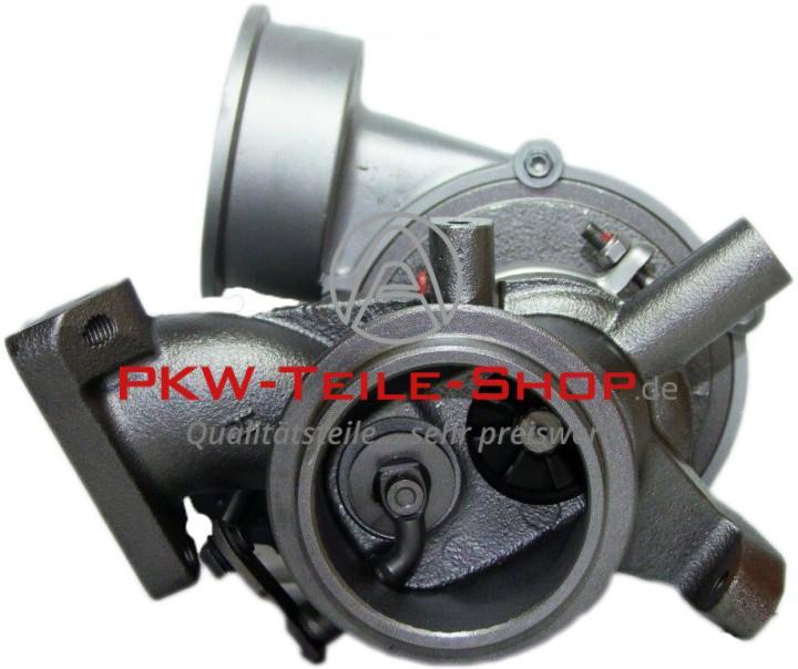 Turbolader Mercedes A-B Klasse 160-180 CDI