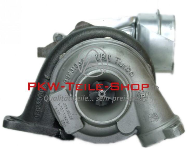 Turbolader Citroen C3 1.4 16V HDI