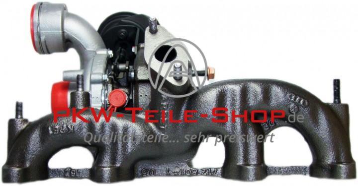 Turbolader VW Bora 1.9 TDI SEAT Leon 1.9 TD 150 PS