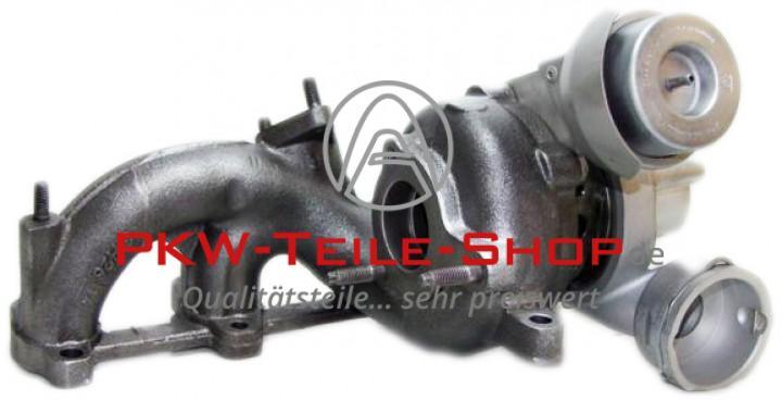 Turbolader Audi Seat Scoda VW 1.9 TDI