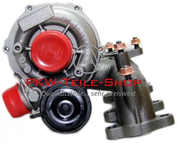 Turbolader Skoda Fabia 1.4 TDI VW Polo 1.4 TDI