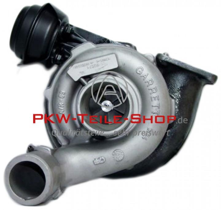 Turbolader Alfa 156 166 2.4 JTD