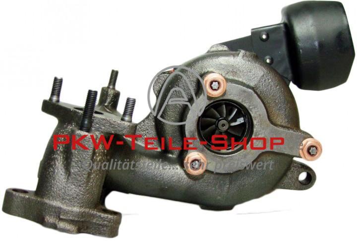 Turbolader Audi A2 1.4 TDI 90PS
