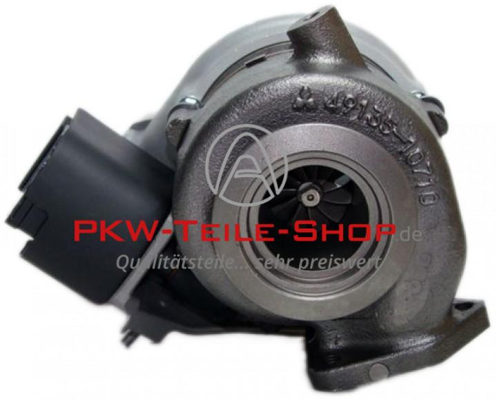 Turbolader Turbo BMW 320 520 D ab. 2005 inkl. Dichtungen