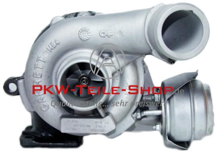 Turbolader Alfa Fiat 1.9 JTD