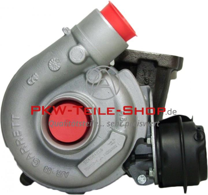 Turbolader Fiat Ducato Citroen Jumper Iveco Daily 2.8 HDI