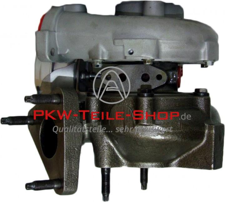 Turbolader Nissan 2.5 dCi