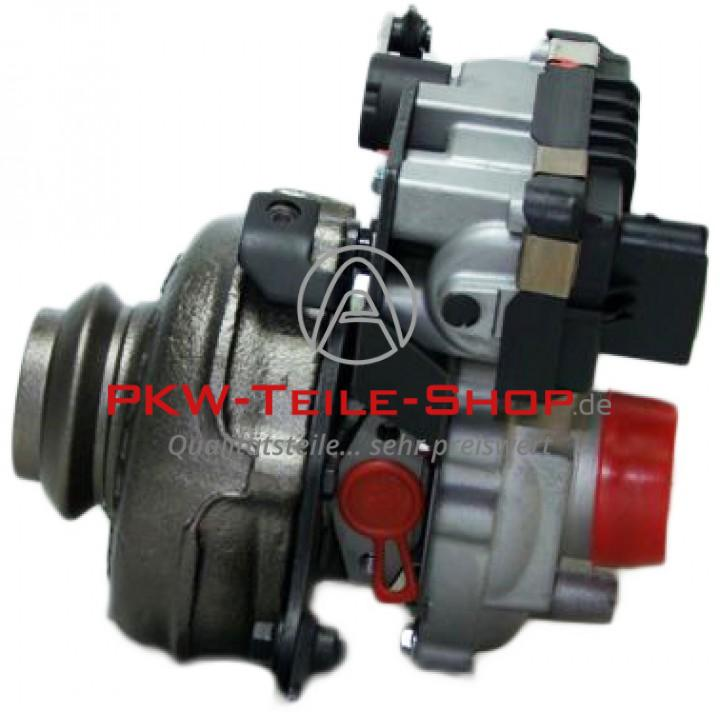 Turbolader Peugeot 407 607 2.7 HDI