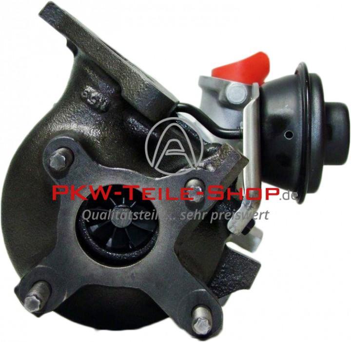 Turbolader Nissan X-Trail (T30) 2.2 dCi Di