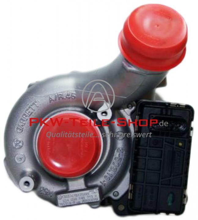 Turbolader Audi A6 2.7 TDI 163 PS