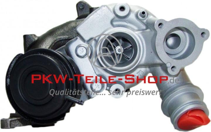 Turbolader VW AUDI SEAT SKODA 1.4 TSI TFSI inkl. Dichtungen