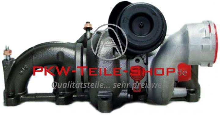 Turbolader T 5 1.9 TDI 84/102 PS BRS mit DPF