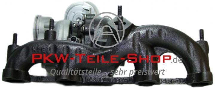 Turbolader VW T5 1.9 TDI