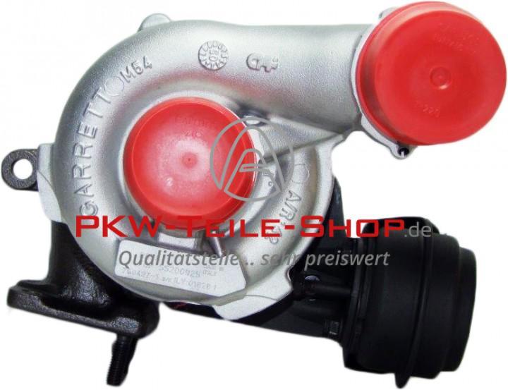 Turbolader Alfa Fiat 1.9