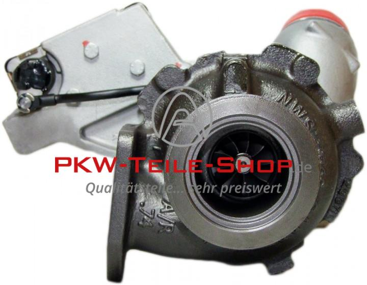 Turbolader Turbo BMW E80 E90 1-er 3-er 143PS