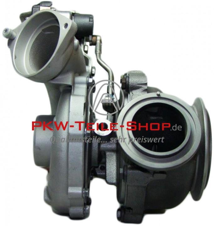 Turbolader BMW X5 3.0 d X6 3.0 d