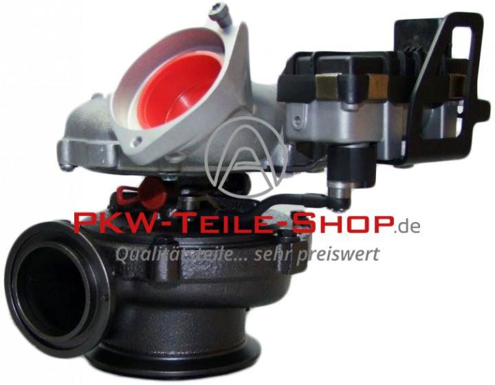 Turbolader BMW 525 530 E60 E61 730