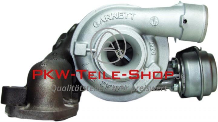 Turbolader Alfa 1.9 JTDM 16V