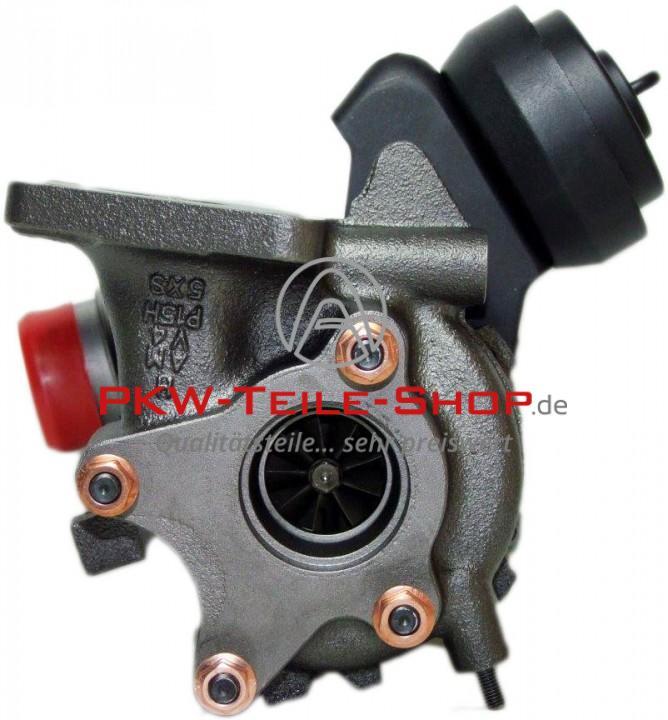 Turbolader Mazda 3 Mada 6 2.0 2.2
