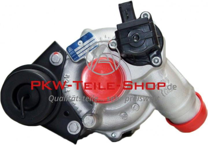 Turbolader Toyota Citroen Peugeot 1.6