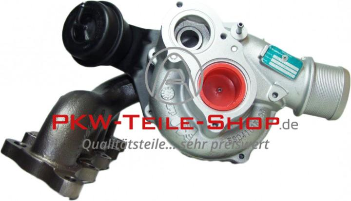 Turbolader Opel Astra H Corsa D 1.6 Turbo inkl. Dichtungen