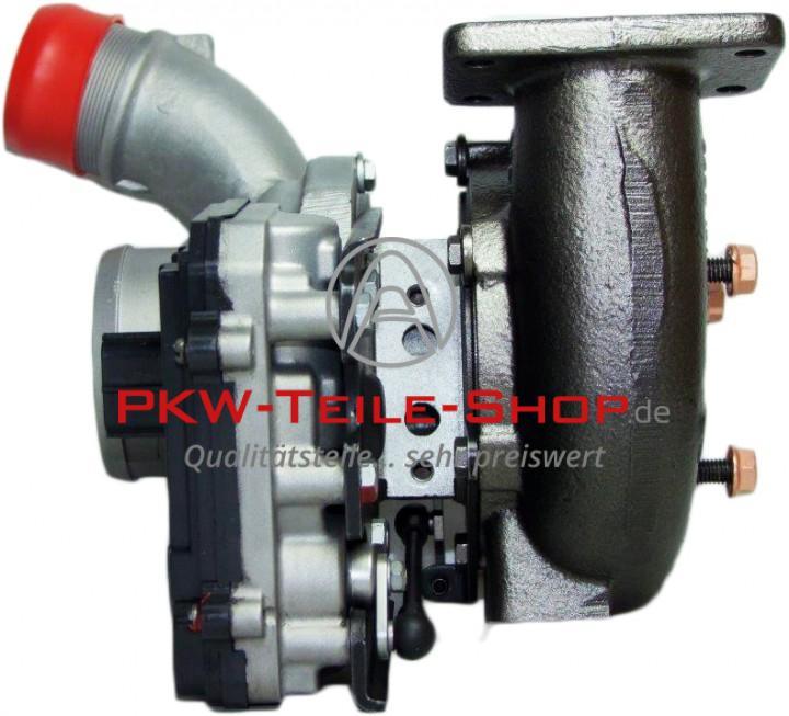 Turbolader Opel Signum Vectra C 3.0 CDTI