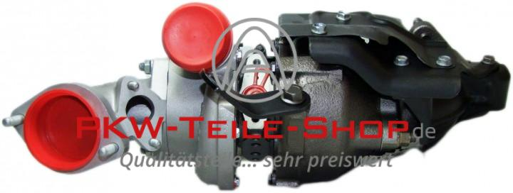Turbolader Honda Civic 2.2 CTDi 01.06-