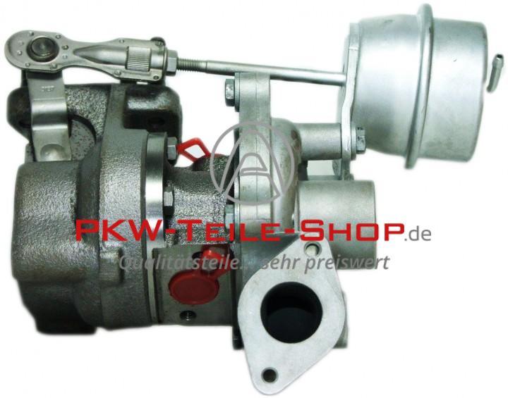 Turbolader Opel Fiat 1.3 CDTI