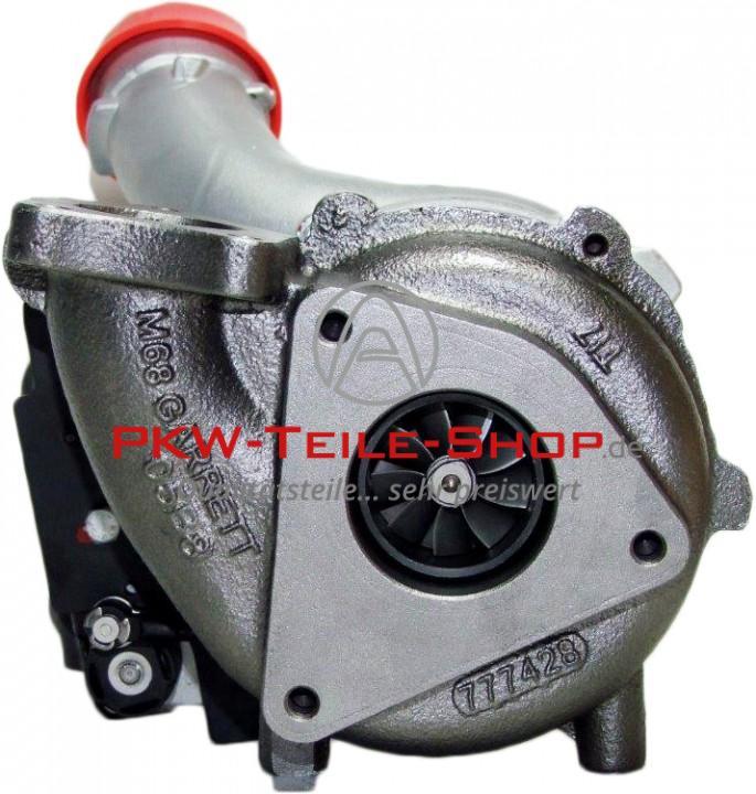Turbolader Audi A4/A5 2.7 TDI