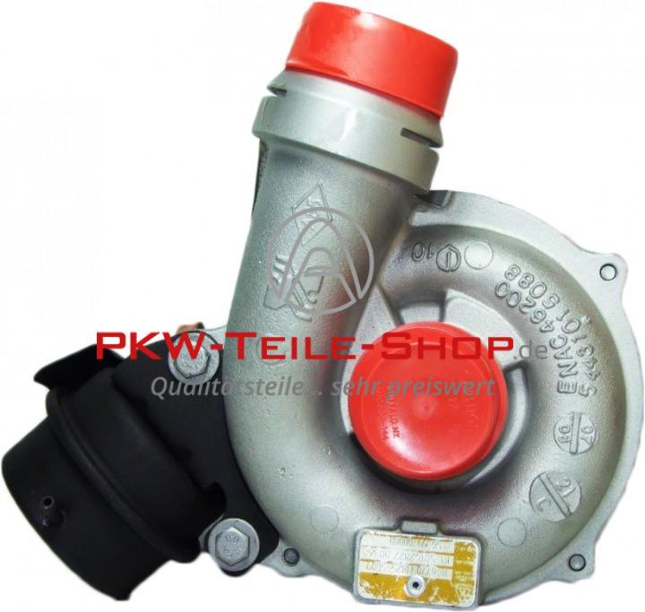 Turbolader Nissan Renault 1.5 dCi