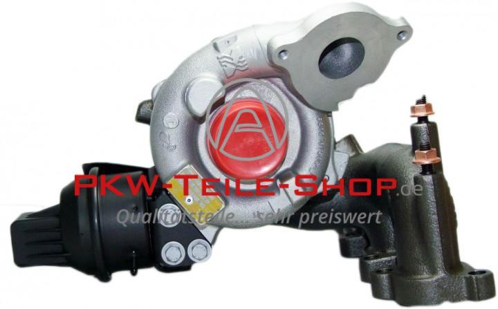 Turbolader Audi VW Skoda 2.0 TDI