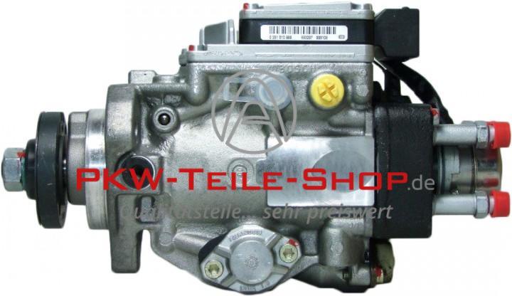Einspritzpumpe Opel Astra G Vectra B Omega B Zafira 2.0 DTI 16V