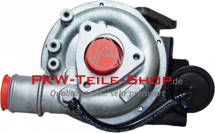 Turbolader Opel Movano - Renault Master - 3.0 DTI