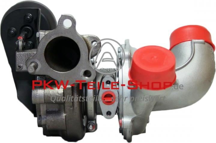 Turbolader Toyota 2.2 D-4D