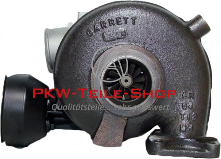 Turbolader Jeep Cherokee 2.8 CRD